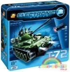 klocki COBI ELECTRONIC czołg zdalnie sterowany T-72
