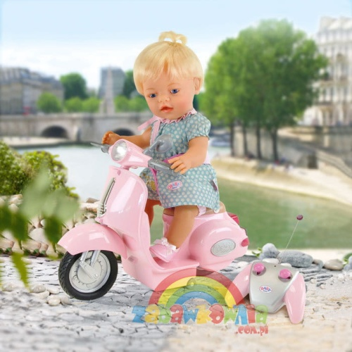 Scooter baby born interactif zapf creation pictures to pin on